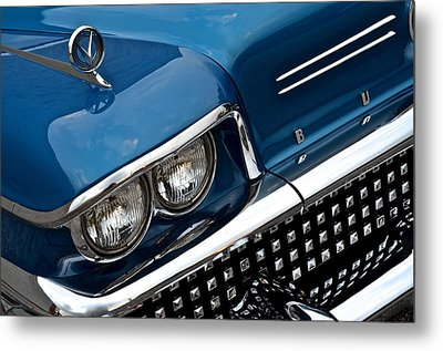 Buick Metal Print by Frozen in Time Fine Art Photography