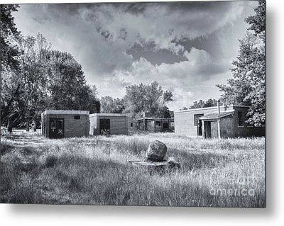 Camp 30 Number 2 Metal Print by Steve Nelson