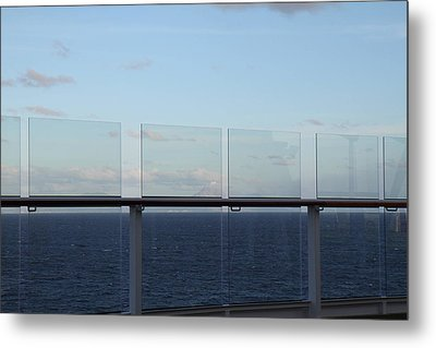 Caribbean Cruise - St Kitts - 1212121 Metal Print by DC Photographer