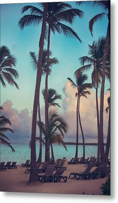 Caribbean Dreams Metal Print by Laurie Search