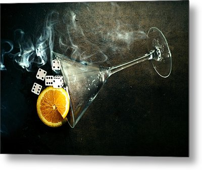 Casino Royal Metal Print by Ivan Vukelic