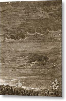 Castor And Pollux, 1731 Metal Print by Bernard Picart