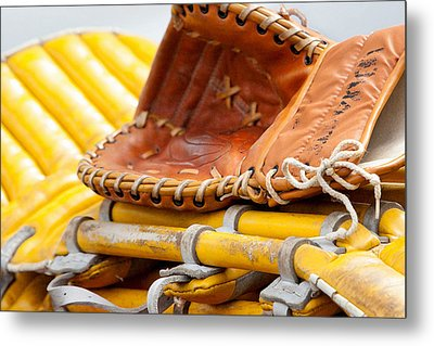 Catcher Metal Print by Art Block Collections