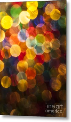 Celebration Metal Print by Jan Bickerton