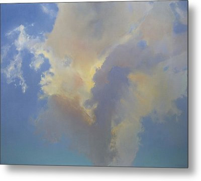 Celina Evening Metal Print by Cap Pannell