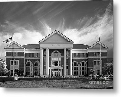 Centre College - Crounse Hall Metal Print by University Icons