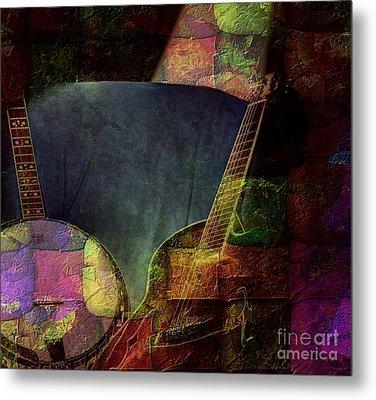 Changing Tune By Steven Langston Metal Print by Steven Lebron Langston