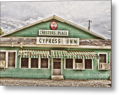 Chester's Place Metal Print by Scott Pellegrin