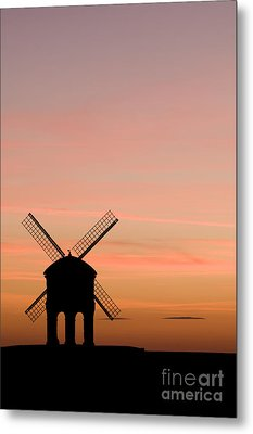 Chesterton Windmill Metal Print by Anne Gilbert