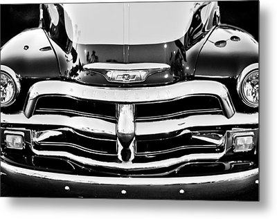Chevrolet Pickup Truck Metal Print by Jill Reger