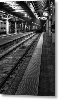 Chicago Union Station Metal Print by Scott Norris