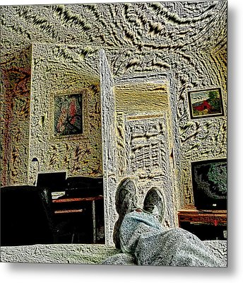 Chillin' 2 Metal Print by   FLJohnson Photography