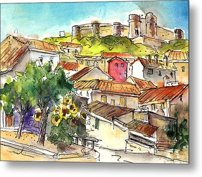 Chinchilla De Monte Aragon 06 Metal Print by Miki De Goodaboom