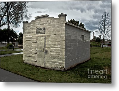 Chino Jail - 02 Metal Print by Gregory Dyer