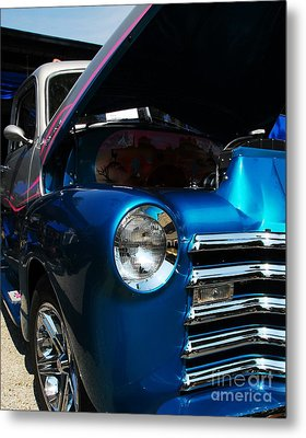Clean And Shiny 1 Metal Print by Mel Steinhauer