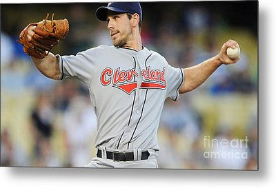 Cliff Lee Metal Print by Marvin Blaine