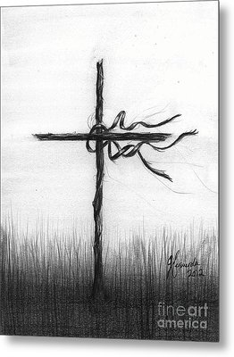 Close To The Brokenhearted Metal Print by J Ferwerda