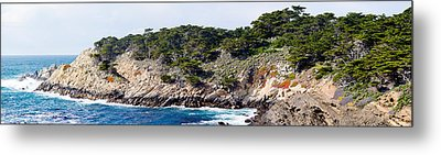 Coastline, Point Lobos State Reserve Metal Print by Panoramic Images