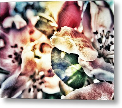 Color Me Pretty... Metal Print by Marianna Mills