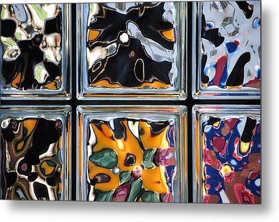 Colorful Contortion Metal Print by Frozen in Time Fine Art Photography