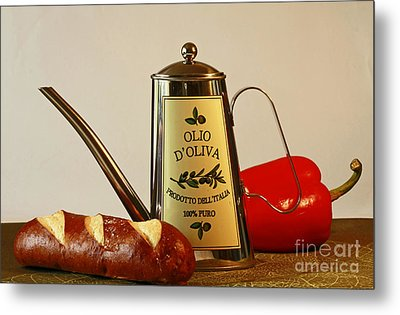 Come Cook With Me Metal Print by Inspired Nature Photography Fine Art Photography