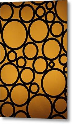 Come Full Circle Metal Print by Christi Kraft