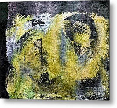 Composix - 271 Metal Print by Variance Collections