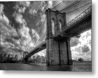 Connect Metal Print by Johnny Lam