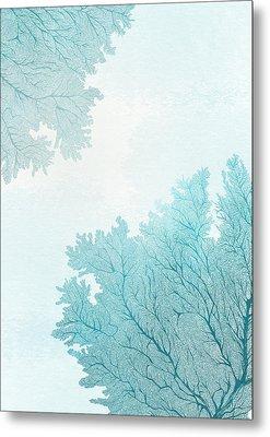 Coral Metal Print by Randoms Print