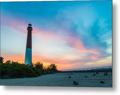 Cotton Candy Day Metal Print by Kristopher Schoenleber