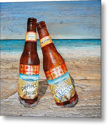 Couples Thearap Metal Print by Danny Phillips
