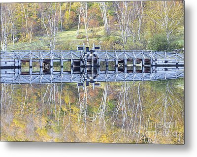Crawford Notch State Park - White Mountains New Hampshire Usa Metal Print by Erin Paul Donovan