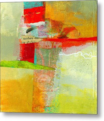 Crossroads 55 Metal Print by Jane Davies