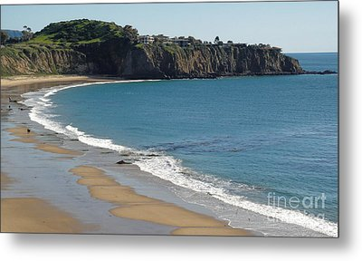 Crystal Cove View - 02 Metal Print by Gregory Dyer