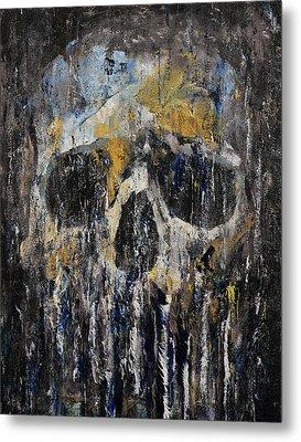 Cthulhu Metal Print by Michael Creese