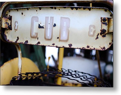 CUB Metal Print by Off The Beaten Path Photography - Andrew Alexander