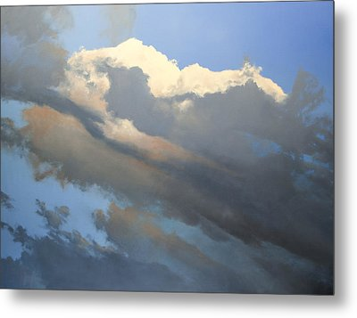 Cumulus 2 Metal Print by Cap Pannell