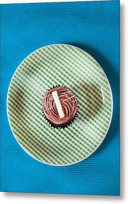 Cupcake  Metal Print by Tom Gowanlock