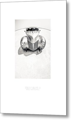 Custom Salt  Metal Print by Holly Martin