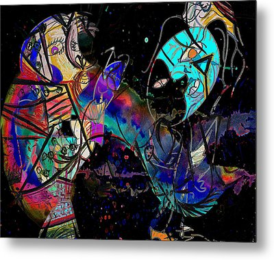 Dancing Dreams  Metal Print by JC Photography and Art