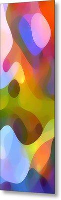 Dappled Light Panoramic Vertical 3 Metal Print by Amy Vangsgard
