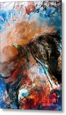 Dark Angel Metal Print by Petros Yiannakas