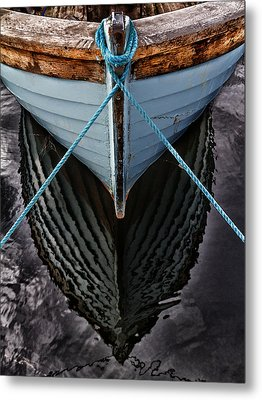 Dark Waters Metal Print by Stelios Kleanthous