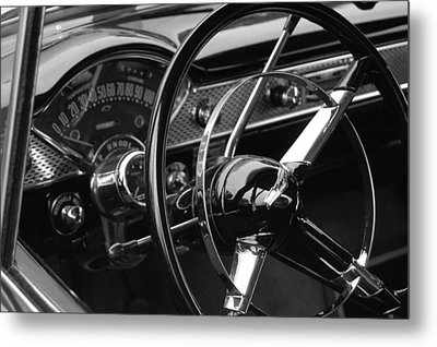 Dash Metal Print by Marvin Borst