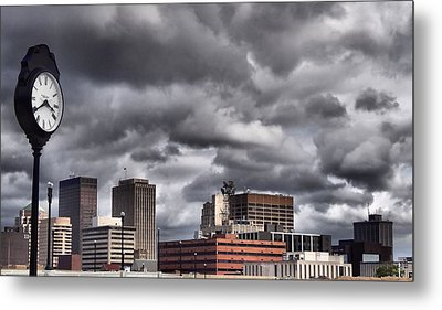 Dayton Ohio Metal Print by Dan Sproul
