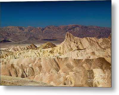 Death Valley Metal Print by Andreas Tauber