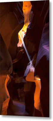 Deep In Antelope Metal Print by Chad Dutson