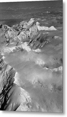 Denali ... Metal Print by Juergen Weiss