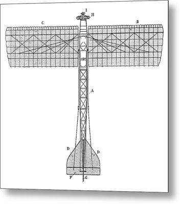 Deperdussin Monoplane Metal Print by Science Photo Library
