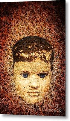 Devil Child Metal Print by Edward Fielding